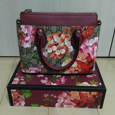 c4da317c45c GUCCI GG SUPREME Blooms floral Japan limited from japan (7947 ...