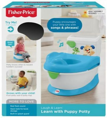 Fisher-Price - Laugh and Learn - Puppy Potty