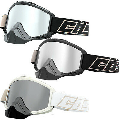 Castle Force Snowmobile Snow Winter Ski Sled Trail Snowboard Mens Goggles