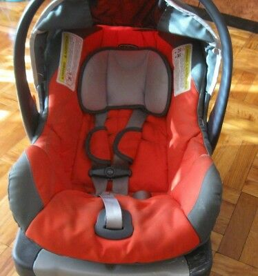 Chicco KeyFit 30 Rear Facing Car Seat 4 Lbs EUC PICK UP ONLY In