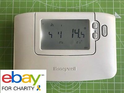 Video and Guide for Honeywell CM907 CM921 CM927 Wireless Thermostat LCD Repair