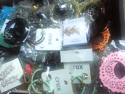 Brand New Joblot Mixed Wholesale Clearance Women Fashion Earrings & Accessories