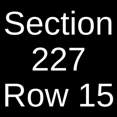 4 Tickets Denver Nuggets @ Indiana Pacers 3/24/19 Indianapolis, IN