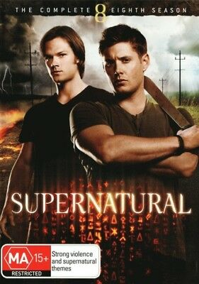 Supernatural: Season 8 = NEW DVD R4