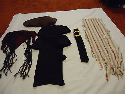 Pirate Costume - Mixed Items