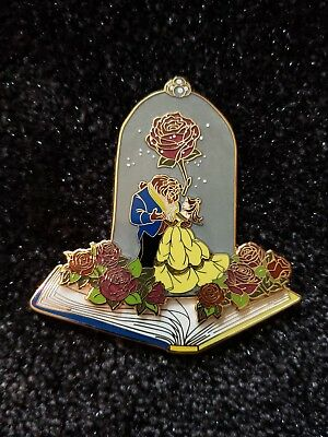 Beauty and the beast fantasy pin