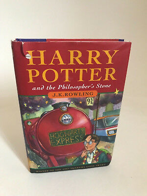 Harry Potter and The Philosophers Stone 1st edition 6th p Canadian JK Rowling