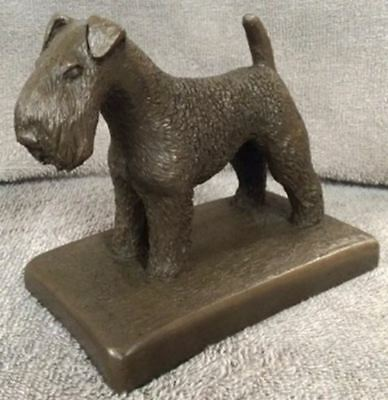 Kerry Blue Terrier Circa 1984 - 57A