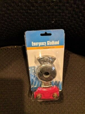 RoadPro RP-3621 Red Emergency Gladhand NEW