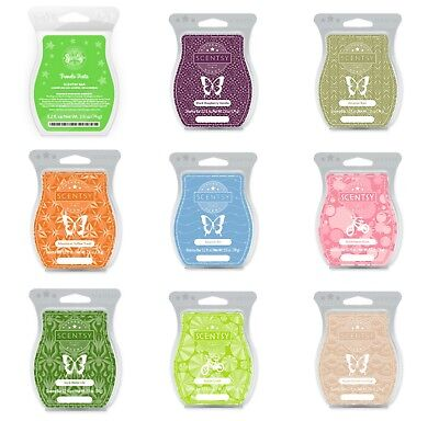 Scentsy Bars ~ 3.2oz ~ Scented wax melts A - M