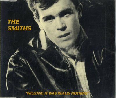 "Smiths William It Was Really Nothing CD single (CD5 / 5"") UK RTT166CD"