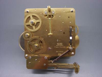 REBUILT HERMLE 341-020 45cm CLOCK MOVEMENT ~Read Why Others Arent Really Rebuilt