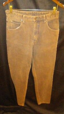 Sam & Libby Women's Vintage High Waist Straight Leg Color Washed Jeans sz 13/14
