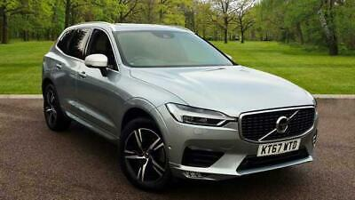 2018 Volvo XC60 II D4 R-Design Automatic Parking Camera, Panoramic Sunroof, City