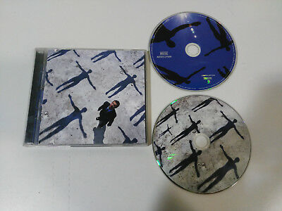 Muse Absolution CD+DVD Special Edition 2003 Eu Edition