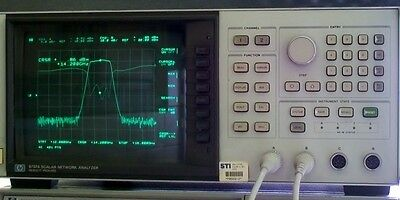 AGILENT HEWLETT PACKARD HP8757A network scalar analyzer HP 8757A