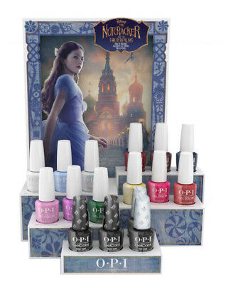 "Opi Gelcolor "" Nouvelle Collection 2018 Disney Nutcracker "" 15 Ml /gel Polish"