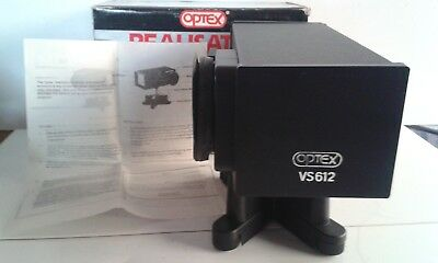 Optex VS612 Televideo Producer