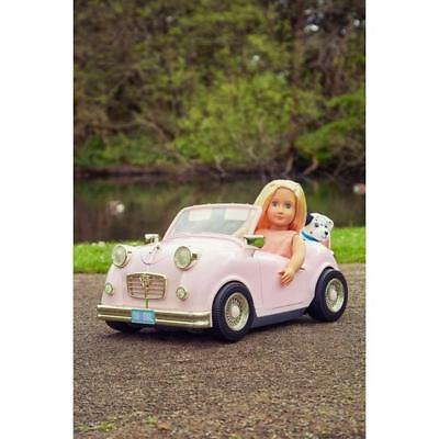 Our Generation Retro Cruiser Car Vehicle Classic Vintage Toy Doll Accessory NEW
