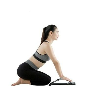 Back Lumbar Corrector Stretcher Posture Lower Spine Support Muscle Pain Massage