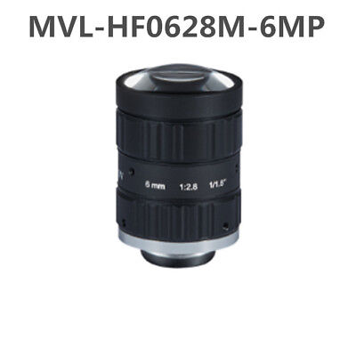 "HIKVISION MVL-HF0628M-6MP F2.8 6mm 1/1.8"" 6Megapixel C industrial camera lens#SS"
