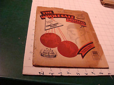 Check it out: Original German DECO Wholesale Catalog POSSNECK, SEPT 7-1925