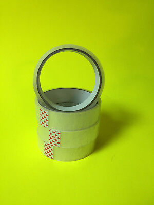 CLEAR TAPE CELLOTAPE SELLOTAPE WRAPPING PACKING 24MM*30M from 23p per roll!Cheap