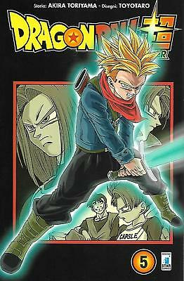 Manga - Star Comics - Dragon Ball Super 5 Variant - Nuovo !!!