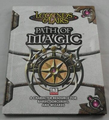 Dungeons and Dragons d20 Path of Magic Bard/Wizard/Sorcerer Guide DD31