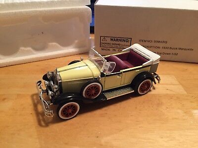 NMM 1930 Buick Marquette Model