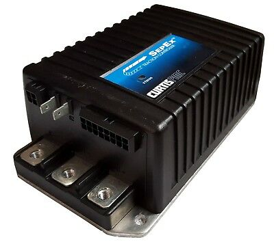Curtis Steuerung SepEx 1243-4201 200A 24V 36V Motor Speed Controller Drive PMC