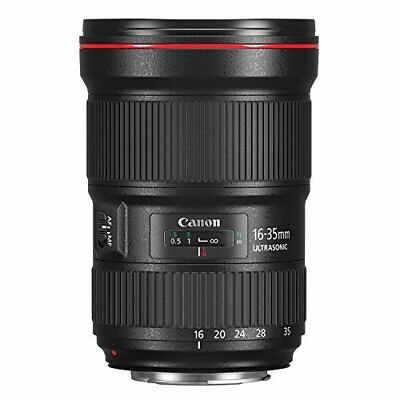 Canon wide angle zoom lens EF 16 - 35 mm f / 2.8 L III USM