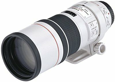 Canon single focal length telephoto lens EF 300 mm F 4 L IS USM full size