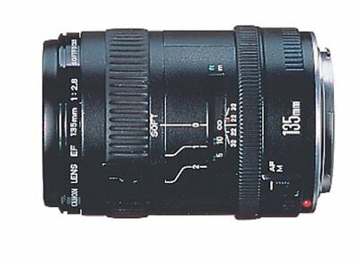 Canon EF 135 mm f / 2.8 with Softfocus Telephoto Lens for Canon SLR Cameras