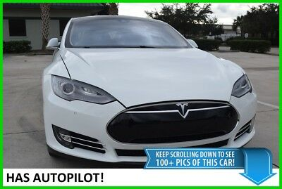 2015 Tesla Model S AUTO PILOT - LOADED - 64K MILES - BEST DEAL ON EBAY autopilot 3 60 70 85 P85 P85D P90 porsche panamera s hybrid mercedes benz s550