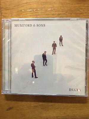 Lot of 2 mumford and sons Delta Cds  BOGO!!!!!  Christmas special!  HOHOHO!