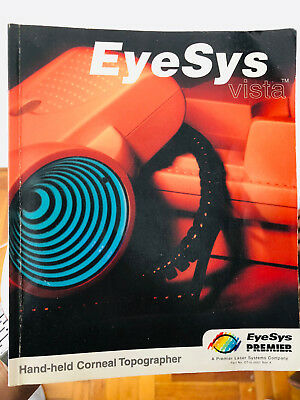 Handheld Corneal Topographer Eyesys Vista Manual