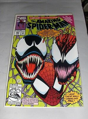 Amazing Spider-Man 363 Comics 1st Print Carnage vs. Venom Conclusion of 361 362