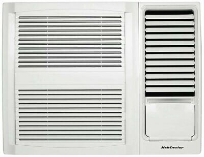 NEW Kelvinator KWH15CME 1.6kW Cooling Only Window Box Air Conditioner