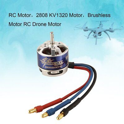TomCat 2808 KV1320 13T Motor with Skyload 20A ESC for RC Fixed Wing Drone RT
