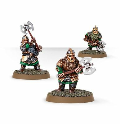 Warhammer Khazâd Guard The Lord of the Rings new