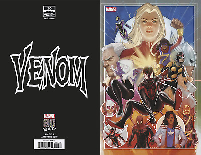 Venom #10 Noto Marvel 80Th Var (Marvel) - 1/16/19