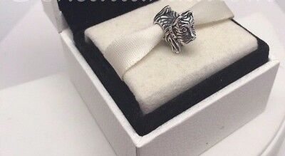 Authentic Pandora Sterling Silver Bead Charm 791105 Scottie Dog Puppy New
