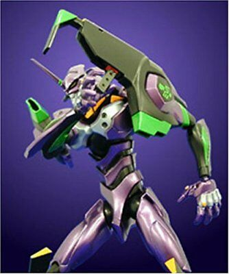 New Soul of Chogokin GX-14 Evangelion 01 Test Type Diecast Figure by Bandai