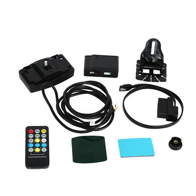 Auto Dash Race Display Bluetooth Full Sensor Kit Armaturenbrett LCD-Bildschirm