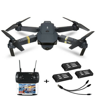 E58 720P Wide Angle Camera Wifi FPV Foldable Drone Selfie Pocket RC Quadcopter U