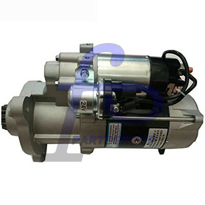 24V 7.5kw Starter Motor 5256984 For Cummins ISLE Engine
