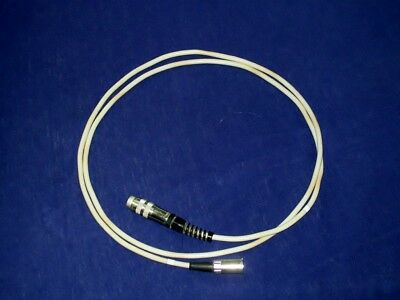Aeroflex Marconi 6500 6200 systems adapter cable for Wiltron bridge and detector