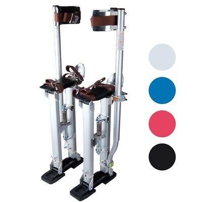 "24-40"" Drywall Plastering Stilts Aluminum Walking Tool Painting Painter Taping"