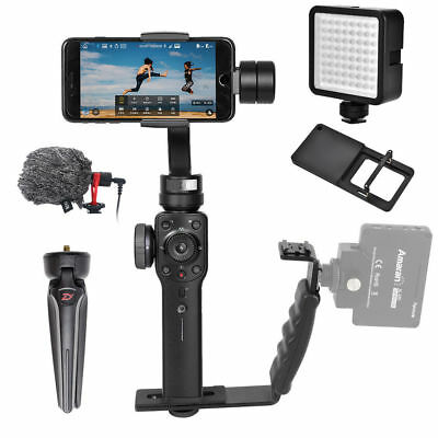 Zhiyun Smooth 4 3-Axis Handheld Gimbal Stabilizer for iPhone Samsung Android LJ